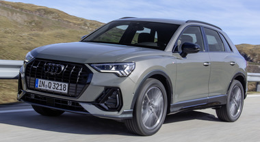 Audi Q3: è completamente nuova, la 2^ generazione ancora più sportiva e tecnologica