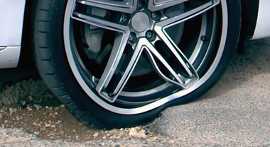 Michelin, con Acorus le buche sull'asfalto non fanno più paura