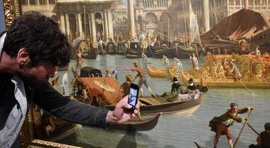 Canaletto, il mistero dell'ispirazione romana in mostra