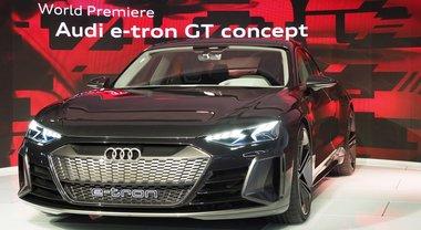 A Los Angeles Auto Show tante vetture da sogno: nuova 911, e-tron GT, Serie 8 Cabrio