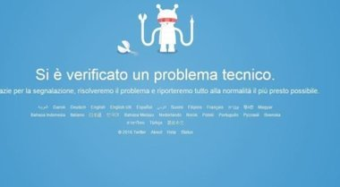 Il Twitter Down fa infuriare gli utenti: account inaccessibili