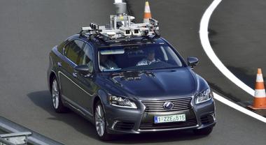 Formula Toyota, guida assistita ed autonoma per migliorare la sicurezza