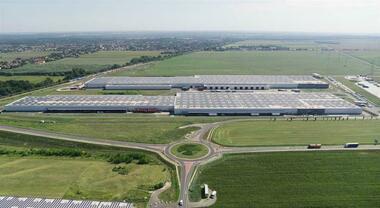 Audi, anche lo stabilimento ungherese è carbon free. Győr ha impianto fotovoltaico più grande d'Europa