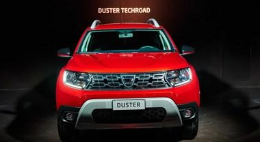 Dacia aggiorna la gamma con la nuova Serie Speciale Techroad