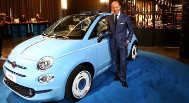 Napolitano (Fiat Emea): «La 500 Spiaggina è un omaggio alla nostra auto più importante»