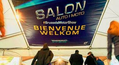 Salone Auto Bruxelles, salta edizione n.99 di gennaio 2021. Per incertezze da Covid, spostato dal 14 al 23 gennaio 2022