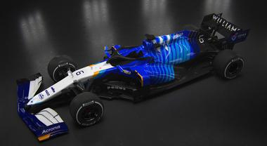 La Williams presenta la monoposto 2021: obiettivo, dopo la pessima scorsa stagione, recuperare qualche punto