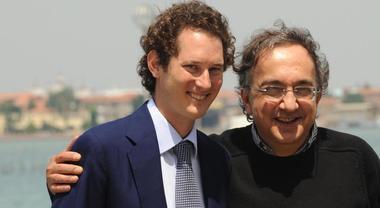 Ferrari, Elkann ricorda Marchionne: «Suo ruolo fondamentale, gli saremo sempre grati»