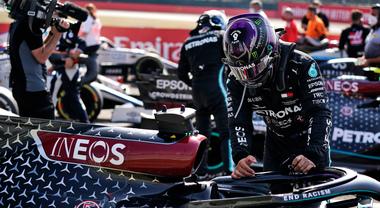 Cosa ha determinato il crollo Mercedes domenica a Silverstone? Le gomme e un set-up estremo