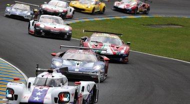 24 Ore di Le Mans, le immagini più spettacolari della gara (2)