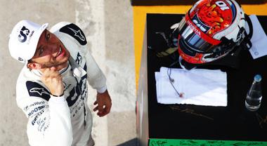Il team Alpha Tauri conferma Gasly, vincitore del GP d'Italia, per la stagione 2021