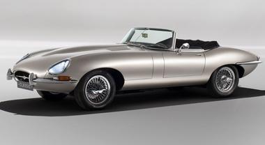 Jaguar Classic realizzerà la E-Type Elettrica a zero emissioni
