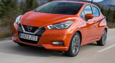 Nissan Micra, ritorna in Europa la produzione della 5° generazione