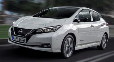 Nissan alla 1.000 Miglia Green. Mattucci: «Elettrica unica tecnologia su sfide ambiente»