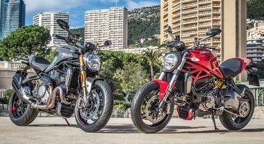 Ducati celebra i 25 anni del Monster. Al via gli eventi per l'anniversario della iconica naked