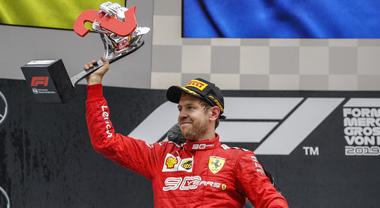 Vettel, il ritorno. Ad Hockenheim Sebastian ha disputato la gara perfetta