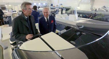 Il ministro Manfredi ha inaugurato il 47mo Nauticsud: «Napoli centro mondiale della blue economy»