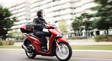 Honda Sh, il principe degli scooter si rinnova