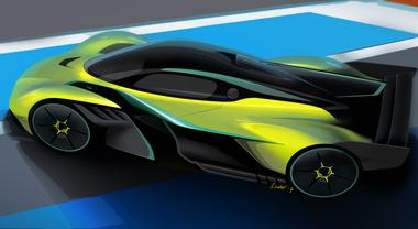 Aston Martin, ritorno al WEC e a Le Mans con la hypercar Valkyrie