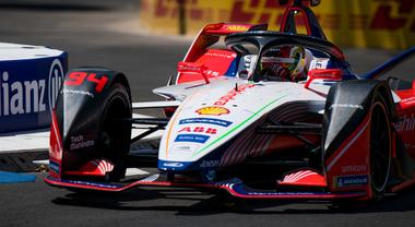 Formula E, le immagini più belle dell'E-Prix di Santiago del Cile (2)