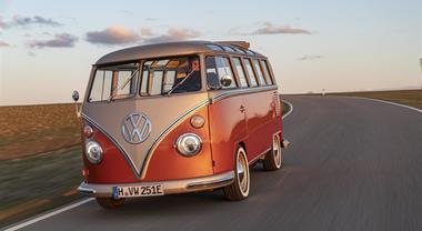 Volkswagen e-Bulli: un classico intramontabile che si prepara per il futuro