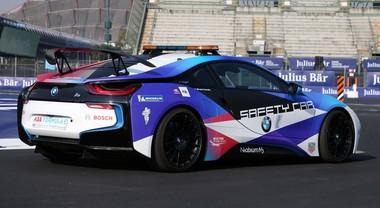 """BMW rinnova partnership con la FE. La sua gamma i sarà ancora """"vehicle partner"""" del campionato"""