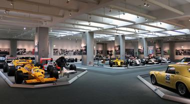 Honda apre le porte virtuali dello storico museo di Motegi offrendo un tour a 360°