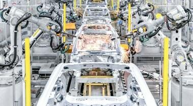 Volvo, rilevata da Geely proprietà dello stibilimento cinese di Luqiao. Produce XC40, XC40Recharge e Polestar 2