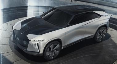 DS Aero Sport Lounge, il concept che apre una finestra sul futuro: contenuti tecnologici, creatività e lusso