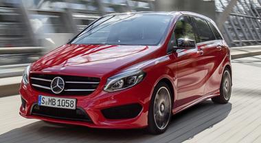 Mercedes, arriva un tris di Classe B Tech dai contenuti molto speciali: Executive, Sport, Premium