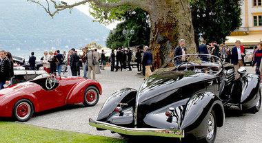 Auto storiche, salta edizione 2020 Concorso d'eleganza Villa d'Este. Appuntamento dal 28 al 30 maggio 2021