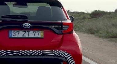 Toyota Yaris, arriva la quarta generazione