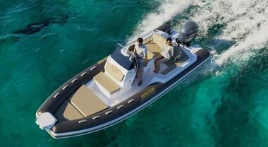 Ecco il CS650 Plus, novità 2021 di Joker Boat: qualità, comfort e prestazioni al top in meno di 7 metri
