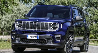 Jeep Renegade my 2019, l'evoluzione di un successo
