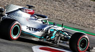 Il sistema DAS della Mercedes sarà abolito per la stagione 2021