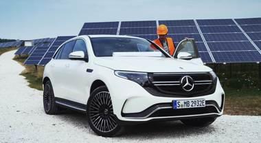 Mercedes EQC, ecco il Suv elettrico che apre una nuova era