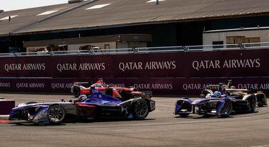 Formula E, il circuito elettrico decolla con la Qatar Airways