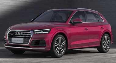 Audi Q5 L, il Suv dei Quattro Anelli allunga il passo per il mercato cinese