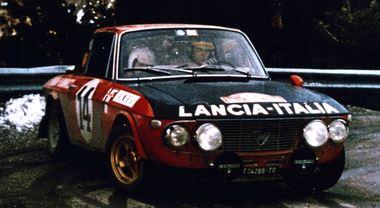 """Il """"Drago"""" e la """"Fulvietta"""". L'epico trionfo di Munari con la Lancia Fulvia HF nel Montecarlo del 1972"""