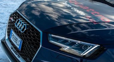 20quattro ore delle Alpi, Audi RS 4 Avant protagonista (quarta tappa)
