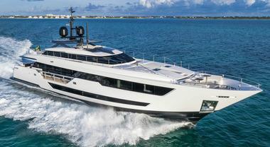 Ferretti Group al Cannes Yacht Festival 2018. Conti a posto, 5 première e una flotta di 25 barche