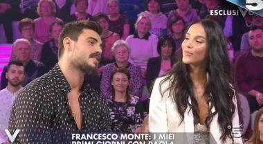 """Francesco Monte: """"Con Paola non ci capivamo all'inizio, poi è nato tutto all'improvviso"""""""