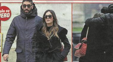 Giorgia Palmas e Filippo Magnini di nuovo insieme dopo le voci di crisi per Federica Pellegrini