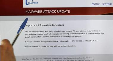 Allarme sul web, si sta diffondendo un nuovo malware ruba password