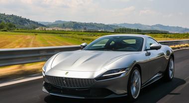 Ferrari Roma, quando eleganza e prestazioni si fondono perfettamente