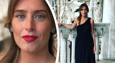 Maria Elena Boschi sexy a Venezia, le foto su Instagram fanno impazzire il web