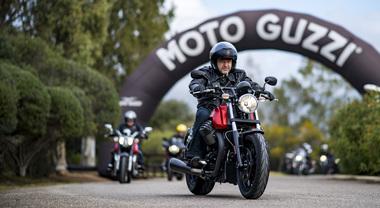 Moto Guzzi Experience, 750 km in sella alle Aquile di Mandello in giro per la Sardegna