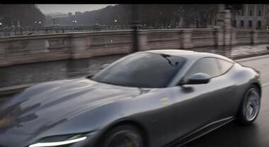 Ferrari Roma, fascino senza tempo: arriva l'ultimo gioiello del Cavallino