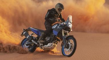 Yamaha Ténéré, svelato il prezzo della enduro stradale dei Tre Diapason