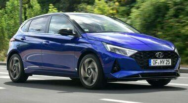 Hyundai i20, pensata per i gusti europei. Nuovo stile, al volante è agile, equilibrata e brillante